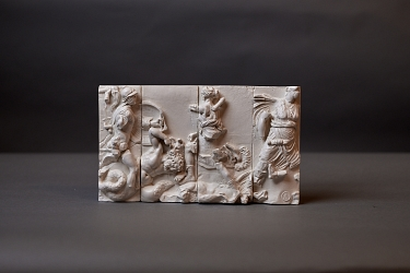 Pergamonaltar, Fries-Teil, 23 cm (W2)